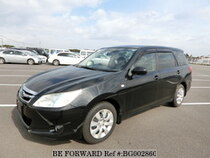 Used 2010 SUBARU EXIGA BG002860 for Sale for Sale