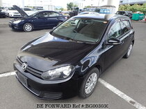 Used 2011 VOLKSWAGEN GOLF BG003030 for Sale for Sale