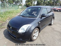 Used 2006 SUZUKI SWIFT BG003563 for Sale for Sale