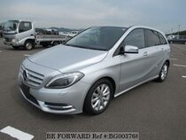 Used 2013 MERCEDES-BENZ B-CLASS BG003768 for Sale for Sale