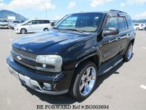 Used 2002 CHEVROLET TRAILBLAZER BG003694 for Sale for Sale