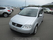 Used 2005 VOLKSWAGEN GOLF TOURAN BG005172 for Sale for Sale
