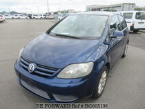 Used 2006 VOLKSWAGEN GOLF PLUS BG005198 for Sale for Sale