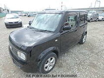 Used 2007 NISSAN CUBE BG004920 for Sale for Sale