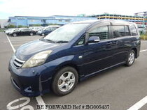 Used 2007 TOYOTA ISIS BG005437 for Sale for Sale