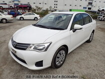 Used 2013 TOYOTA COROLLA AXIO BG004969 for Sale for Sale