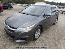 Used 2009 HONDA STREAM BG006201 for Sale for Sale
