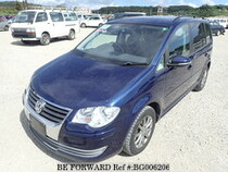 Used 2009 VOLKSWAGEN GOLF TOURAN BG006206 for Sale for Sale
