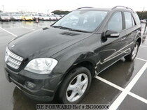 Used 2007 MERCEDES-BENZ M-CLASS BG006006 for Sale for Sale