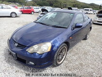 Used 2002 HONDA INTEGRA BG006218 for Sale for Sale