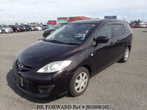 Used 2010 MAZDA PREMACY BG006162 for Sale for Sale