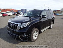 Used 2014 TOYOTA LAND CRUISER PRADO BG006114 for Sale for Sale