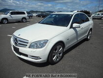 Used 2010 MERCEDES-BENZ C-CLASS BG006042 for Sale for Sale