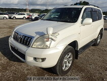 Used 2005 TOYOTA LAND CRUISER PRADO BG006845 for Sale for Sale