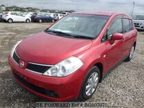Used 2007 NISSAN TIIDA BG007075 for Sale for Sale