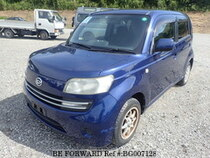 Used 2007 DAIHATSU COO BG007128 for Sale for Sale