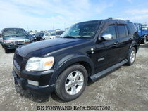 Used 2007 FORD EXPLORER BG007305 for Sale for Sale
