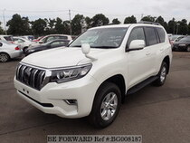 Used 2018 TOYOTA LAND CRUISER PRADO BG008187 for Sale for Sale