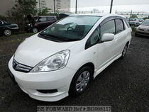 Used 2013 HONDA FIT SHUTTLE BG008117 for Sale for Sale