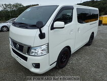 Used 2013 NISSAN CARAVAN VAN BG007838 for Sale for Sale