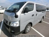 Used 2013 NISSAN CARAVAN VAN BG007955 for Sale for Sale