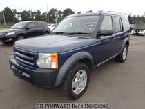 Used 2007 LAND ROVER DISCOVERY 3 BG008202 for Sale for Sale