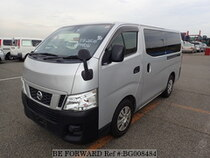 Used 2013 NISSAN CARAVAN VAN BG008484 for Sale for Sale