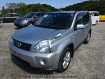 Used 2009 NISSAN X-TRAIL BG008380 for Sale for Sale