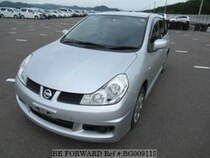 Used 2008 NISSAN WINGROAD BG009115 for Sale for Sale