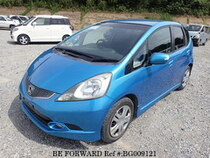 Used 2009 HONDA FIT BG009121 for Sale for Sale