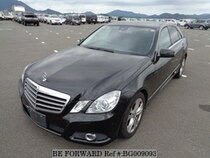 Used 2010 MERCEDES-BENZ E-CLASS BG009093 for Sale for Sale