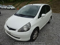 Used 2003 HONDA FIT BG009125 for Sale for Sale