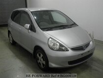 Used 2005 HONDA FIT BG009126 for Sale for Sale