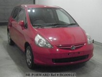 Used 2007 HONDA FIT BG009127 for Sale for Sale