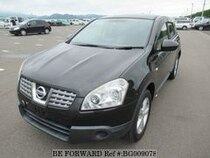 Used 2008 NISSAN DUALIS BG009078 for Sale for Sale