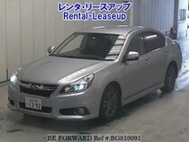 Used 2014 SUBARU LEGACY B4 BG010091 for Sale for Sale