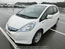 Used 2013 HONDA FIT HYBRID BG011146 for Sale for Sale
