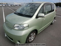 Used 2008 TOYOTA PORTE BG011999 for Sale for Sale
