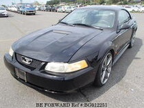 Used 2001 FORD MUSTANG BG012251 for Sale for Sale