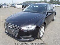 Used 2013 AUDI A4 BG012229 for Sale for Sale