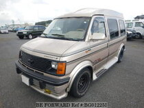 Used 1993 CHEVROLET ASTRO BG012255 for Sale for Sale