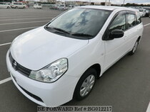 Used 2012 NISSAN WINGROAD BG012217 for Sale for Sale