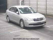 Used 2009 NISSAN BLUEBIRD SYLPHY BG013487 for Sale for Sale
