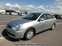 Used 2007 NISSAN BLUEBIRD SYLPHY BG013367 for Sale for Sale