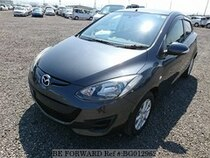 Used 2011 MAZDA DEMIO BG012962 for Sale for Sale