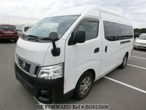 Used 2013 NISSAN CARAVAN VAN BG013506 for Sale for Sale