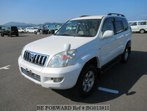 Used 2004 TOYOTA LAND CRUISER PRADO BG013815 for Sale for Sale