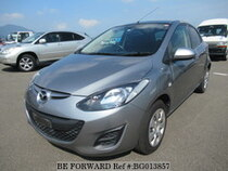Used 2014 MAZDA DEMIO BG013857 for Sale for Sale