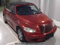 Used 2004 CHRYSLER PT CRUISER CABRIO BG014307 for Sale for Sale