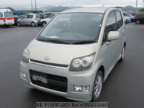 Used 2008 DAIHATSU MOVE BG015049 for Sale for Sale